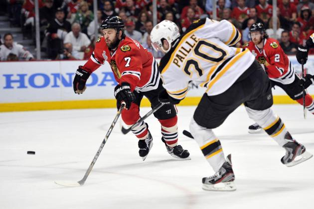 Stanley Cup Final 2013: How Bruins Knocked Blackhawks Out of Comfort Zone