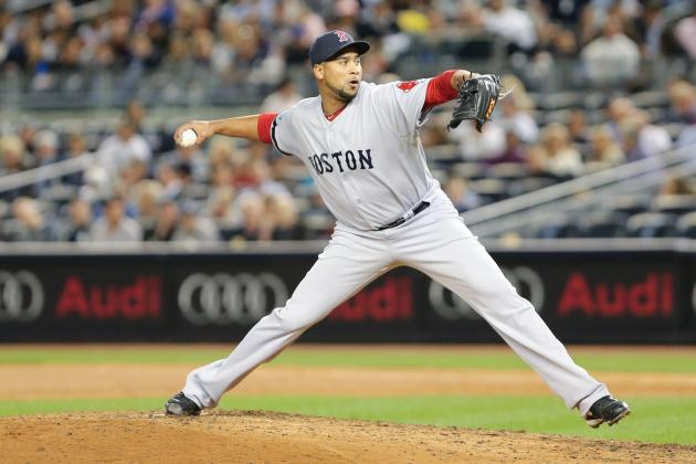Red Sox Call Up RHP Pedro Beato