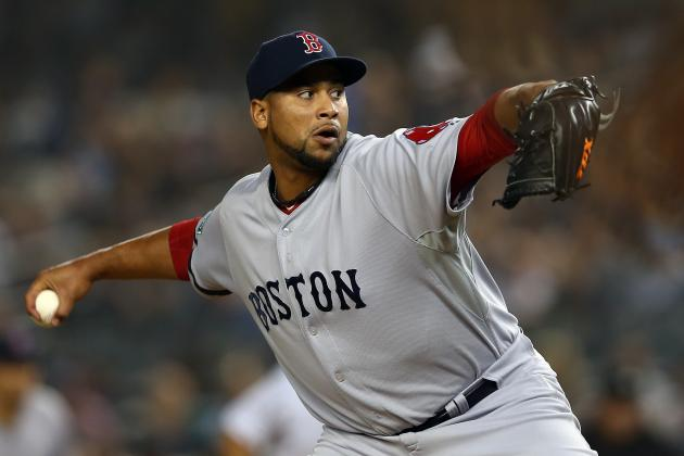Red Sox Recall RHP Pedro Beato