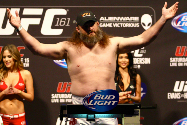 Will Roy Nelson Return to the UFC or Is He Bellator-Bound?