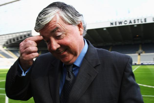 Joe Kinnear Accepts Director of Football Position