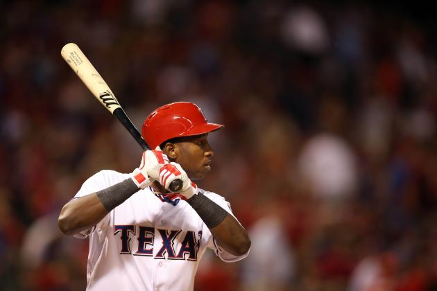 Jurickson Profar Starting at 3B, Lance Berkman out