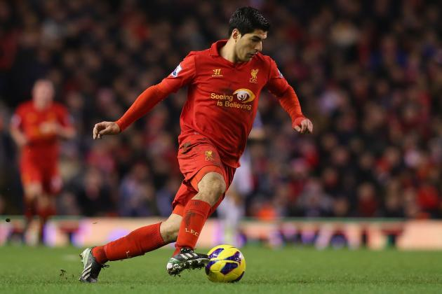 Liverpool Transfer News: Luis Suarez's Future Appears Out of Club's Hands