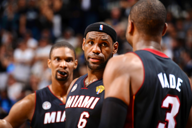Can Miami Heat Big 3 Prove Unbeatable Again In Game 5 of 2013 NBA Finals?