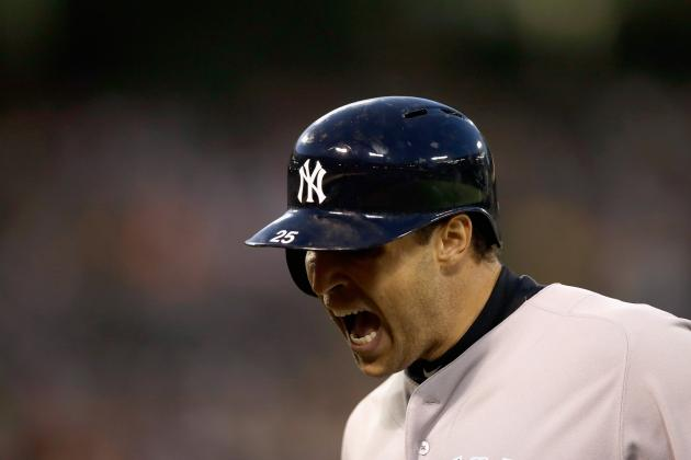 Mark Teixeira's MRI Reveals Inflammation