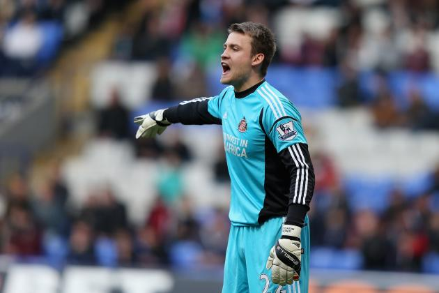 Liverpool Transfer Rumours: Why Simon Mignolet Makes Sense for Reds