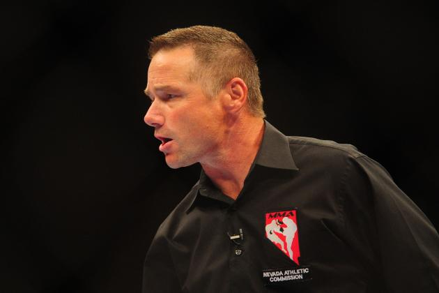 Dana White: Referee Steve Mazzagatti Is 'Dangerous' with Continued Incompetence