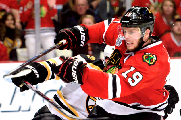 Chicago Blackhawks Need Jonathan Toews to Put His Stamp on 2013 Stanley Cup