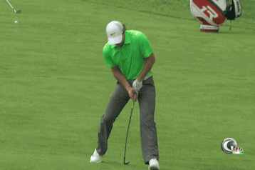 Rory Tries to Snap Club After Bad Shot