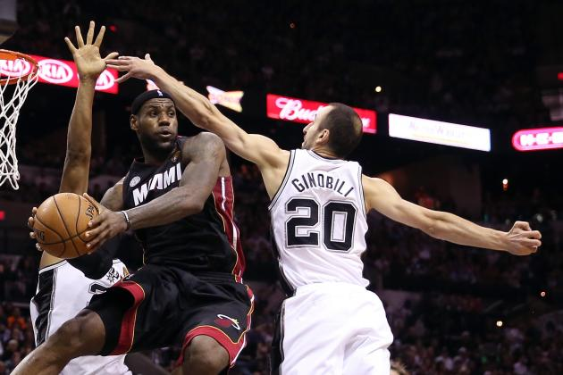 NBA Playoffs 2013: Predictions for Remainder of Spurs vs. Heat Finals