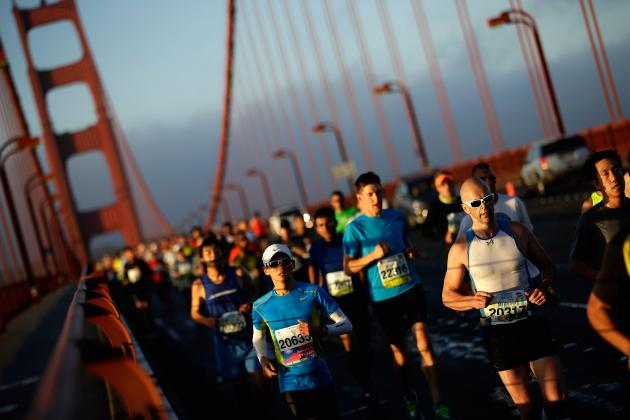 San Francisco Marathon 2013 Results: Men's and Women's Top Finishers