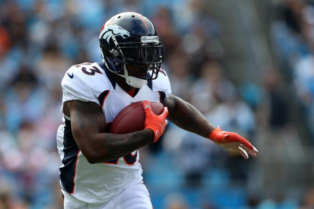 Who's on First? Better Yet: Who's at RB for Broncos?