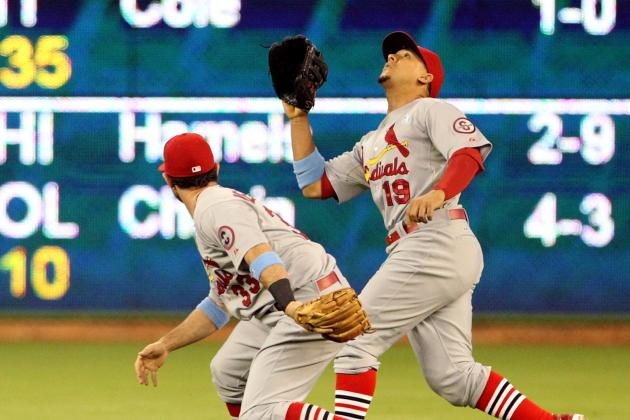 Marlins 7, Cardinals 2