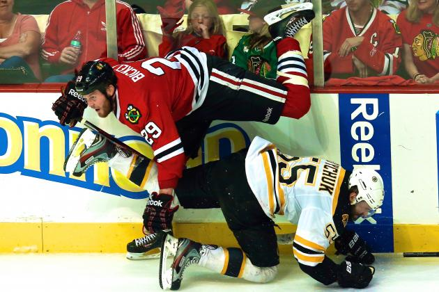 Stanley Cup 2013: Chicago Blackhawks Lose Physical & Endurance Battles in Game 2