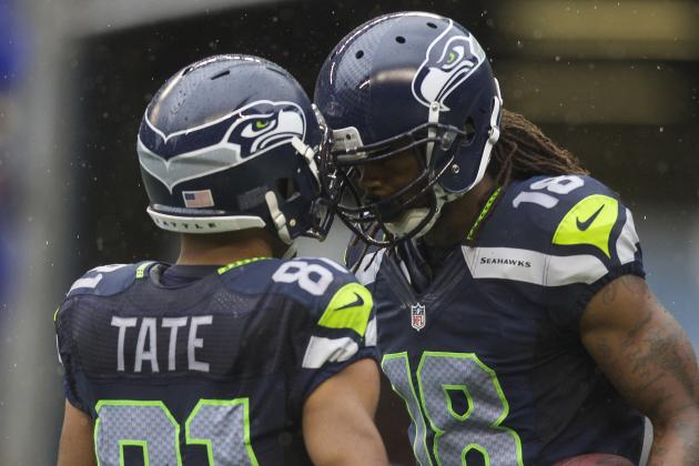 Father's Day Has Added Meaning for Seahawks' Quartet of Thirds