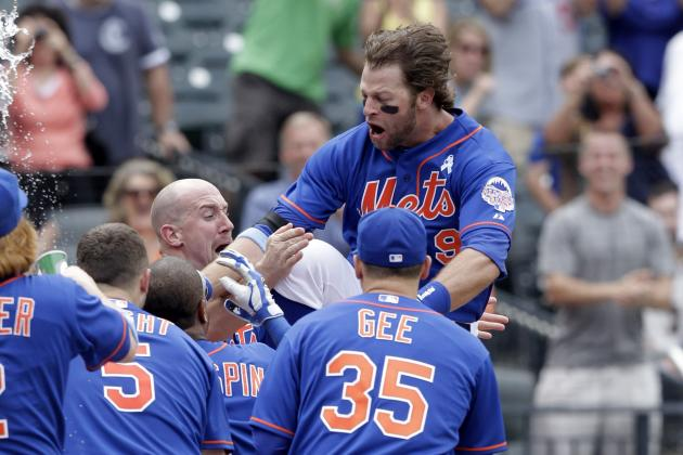 Nieuwenhuis' 3-Run HR Caps Mets' Winning Rally