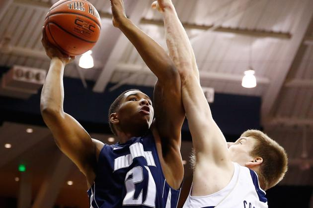 Monmouth Forward Marcus Ware Transfers to Iona