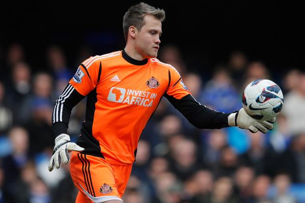 Liverpool Transfer Rumours: Simon Mignolet Would Be Solid Addition for Reds