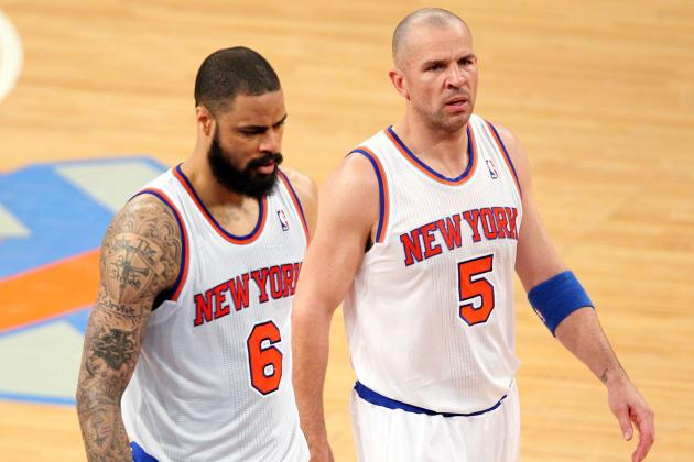 Knicks' Chandler Tried to Convince Kidd Not to Retire