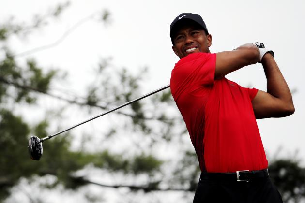 US Open Golf 2013: Analyzing Tiger Woods' Game After Performance at Merion