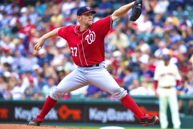 Stephen Strasburg Injury: Updates on Nationals Pitcher's Lat