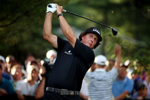 Phil Mickelson at US Open Golf 2013: Day 4 Recap and Twitter Reaction