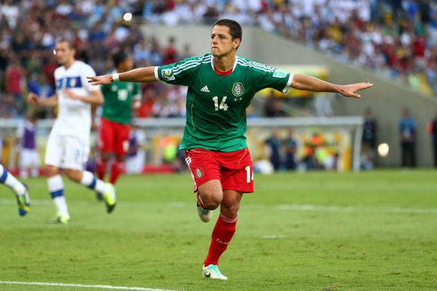 Javier Hernandez: Mexico's Issues Up Front Shouldn't Be Blamed on Chicharito