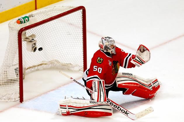 How Chicago Blackhawks Playmakers Must Adjust as Stanley Cup Heads to Boston