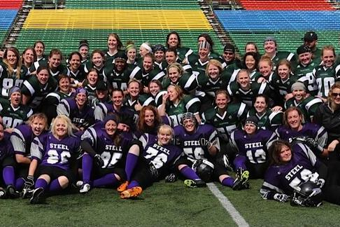 Saskatoon Valkyries Make WWCFL History by Winning Third Straight League Title