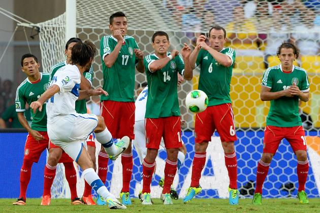 Confederations Cup 2013 Results: Scores and Highlights from Day 2
