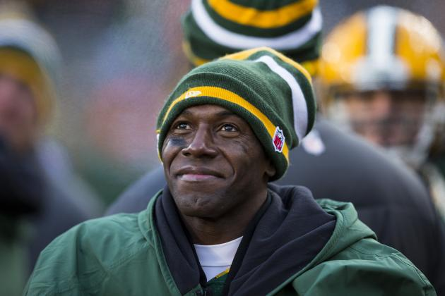 Donald Driver Open to in-Season Return for Packers