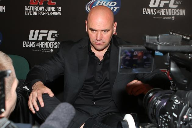 UFC 161: Where Does the Card Rank Among 2013's Pay Per View Cards?