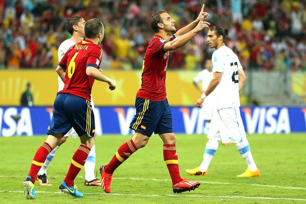 Spain vs. Uruguay: Score, Grades and Post-Match Reaction