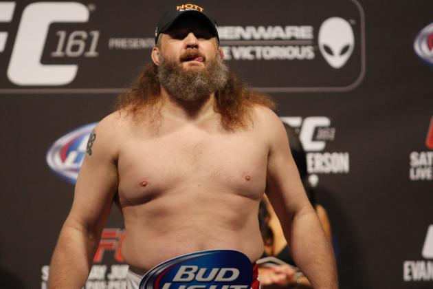 UFC 161 Results: Where Saturday's Biggest Losers Go Moving Forward