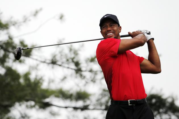 US Open Golf 2013: Players Who Will Struggle to Rebound from Poor Showing