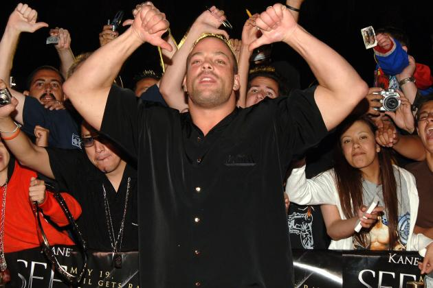 Rob Van Dam Scheduled to Return to WWE at July's Money in the Bank PPV