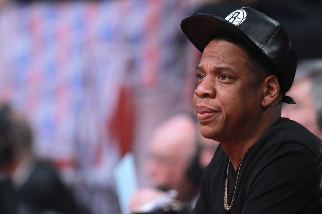 Jay-Z Previews New Album During Halftime of Heat-Spurs NBA Finals Game 5