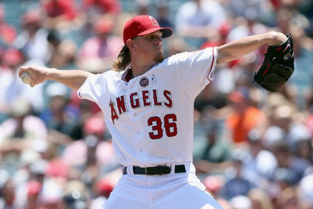 Angels' Big Rally Comes Up One Run Short Against Yankees
