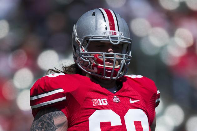 Ohio State Football: Underclassmen Who Can Save the Buckeyes' Offensive Line