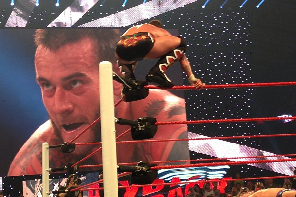 WWE Payback 2013 Results: Winners, Twitter Reaction and Highlights