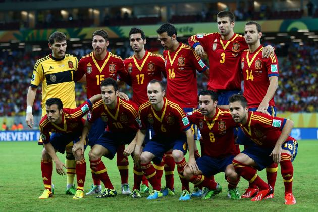 Confederations Cup 2013 Results: Spain and Brazil on Collision Course for Final