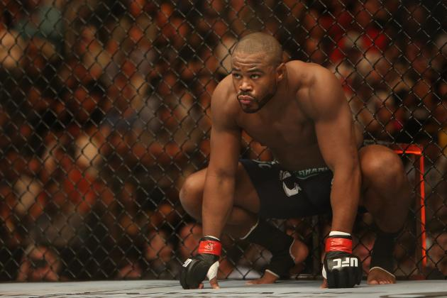 UFC 161: Has There Ever Been a Fighter Booked to Look Bad More than Rashad Evans