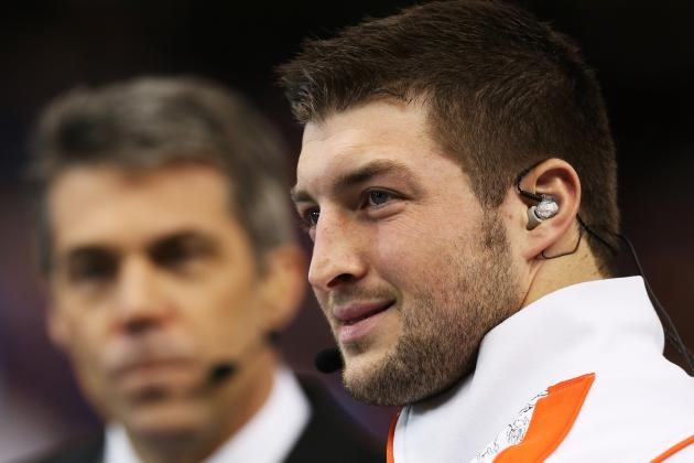 The Los Angeles Angels Nearly Drafted Tim Tebow