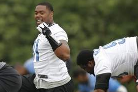 Jason Jones Quietly Making His Presence Known on Detroit Lions' Defensive Line