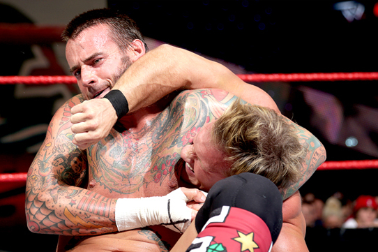 WWE Payback 2013: What Happens to CM Punk and Chris Jericho Moving Toward MITB?