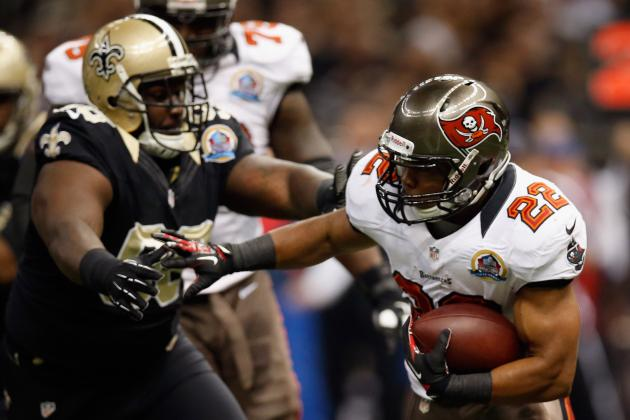 Tampa Bay Buccaneers: Does the Team Have Enough at RB Behind Doug Martin?