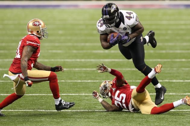 Baltimore Ravens' Loss of Vonta Leach Might Not Be As Bad As You Think