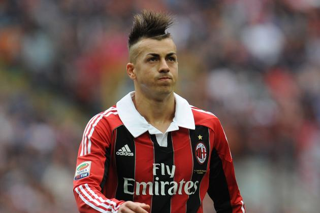 Please Tell Me This Stephan El Shaarawy Transfer Noise Isn't Real