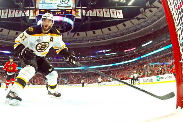 Stanley Cup Finals 2013: Will Boston Bruins Find Steady Offense at Home?