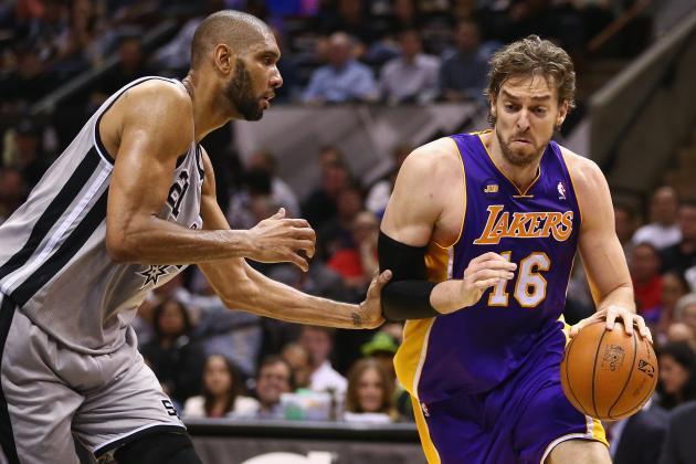 Why Pau Gasol Will Return to All-Star Form If Dwight Howard Leaves LA Lakers